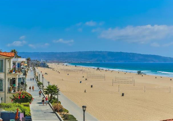 See the current homes for sale on the Hermosa Beach Strand